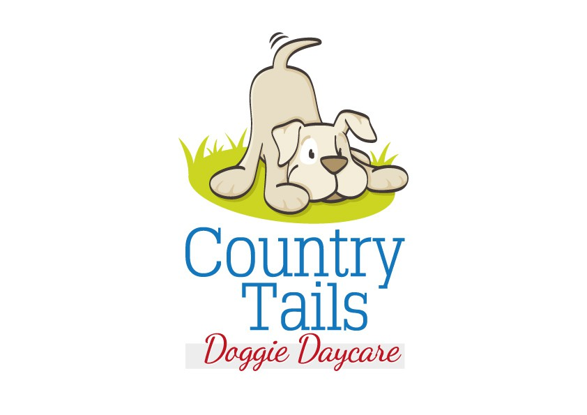 Country Tails Doggie Daycare Needs A New Logo