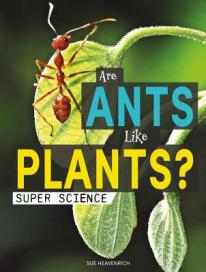 are ants like plants