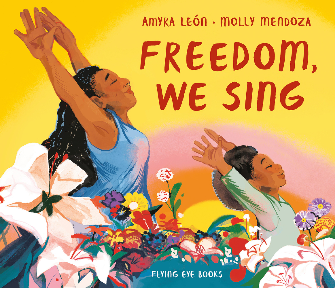 Cover of 'Freedom we sing'