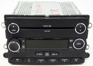 Ford Taurus X 20082009 Factory Stereo 6 Disc Changer MP3