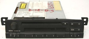 19992000 BMW 323i Factory AMFM Stereo CD Player OEM