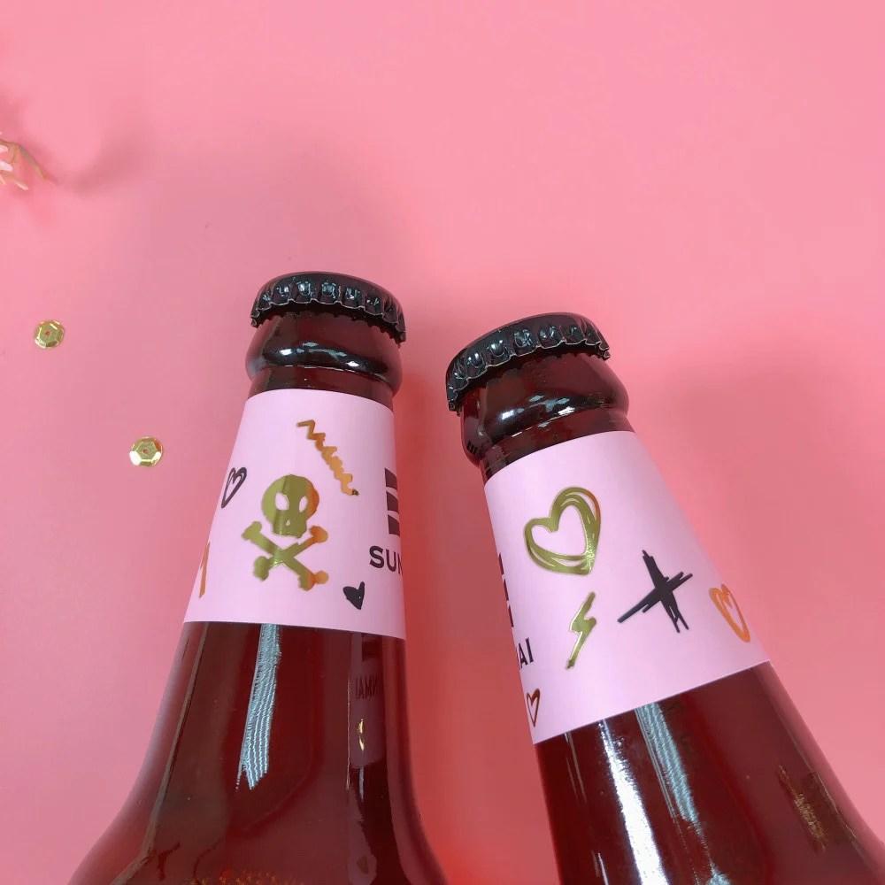 夢幻草莓莊園就是這樣吧!金色三麥季節限定「草莓啤酒」~酸甜莓果香最適合girls night♡ | GirlStyle 臺灣女生日常