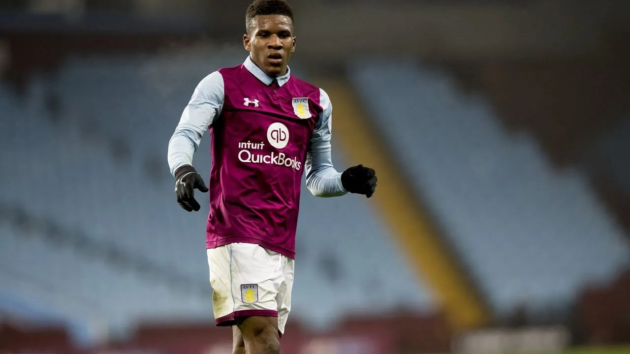calder-joins-lincoln-city Aston Villa Football Club | AVFC
