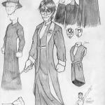 Hogwarts Robe Designs By Rogzilla On Deviantart