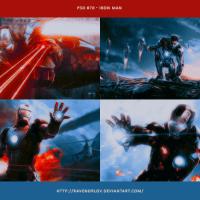 PSD #70 - Iron Man - Bildlook