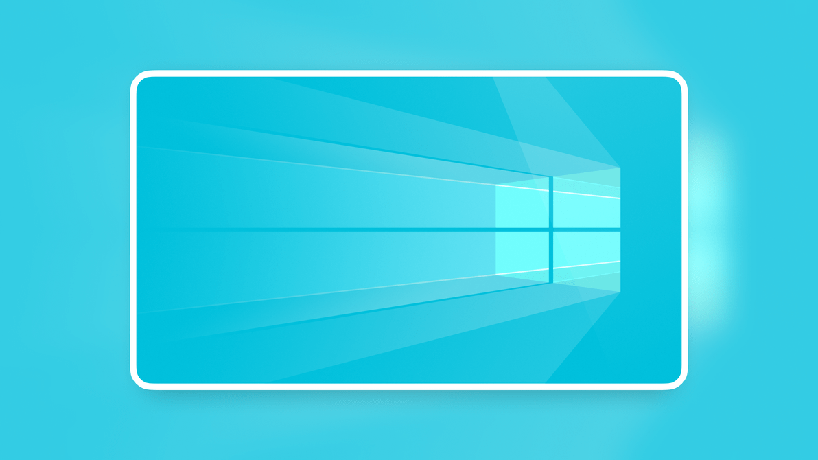 Windows 10 Wallpaper Minimal Light 4k By Puscifer91 On Deviantart