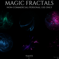 MAGIC FRACTALS
