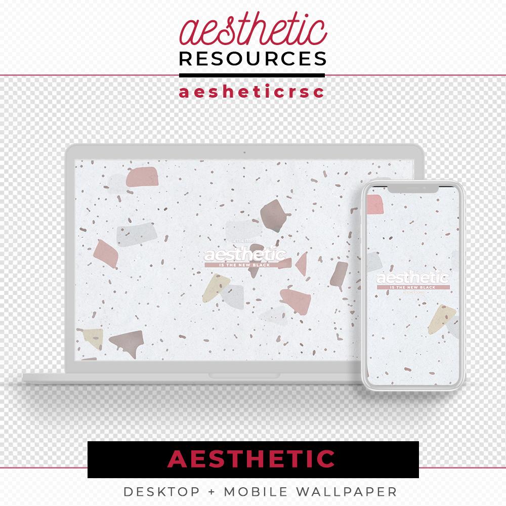 Aesthetic Desktop Mobile Wallpaper By Aestheticrsc On Deviantart