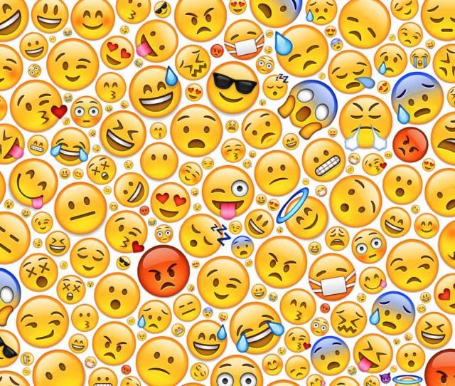 The Emoji Wallpaper By Uzijin