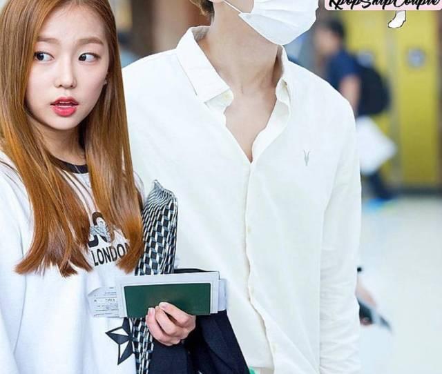 Editbaekhyun Exo X Yeeun Clc By Kpopshipcouple