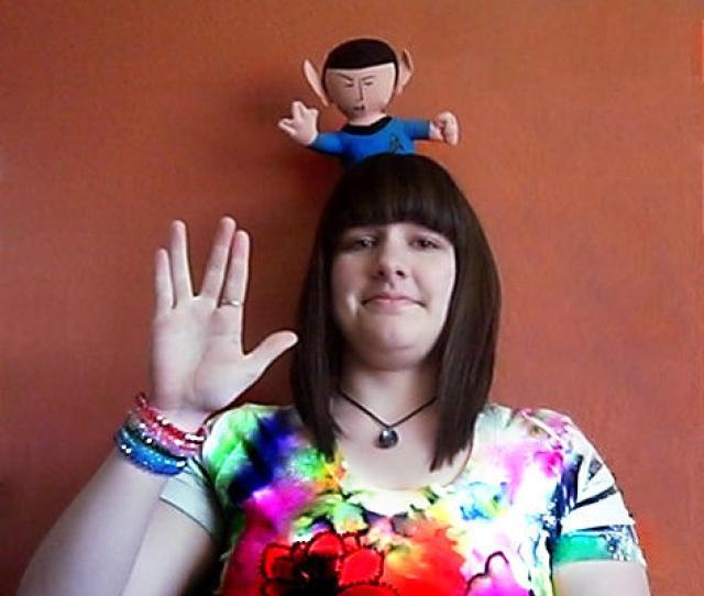 Me Myself And Spock By Taija Rae K