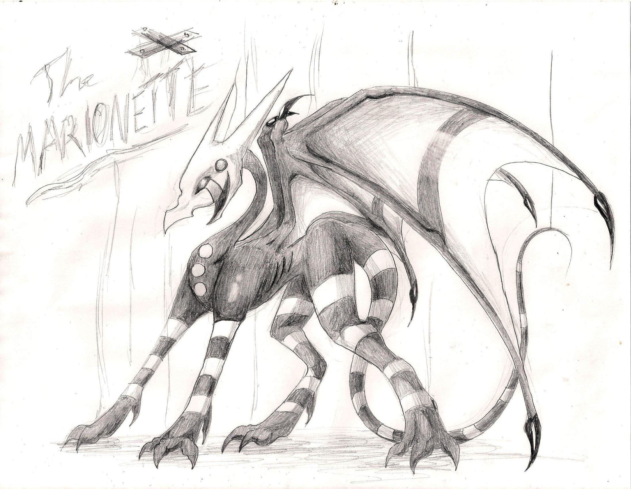 The Marionette By Robynthedragon On Deviantart
