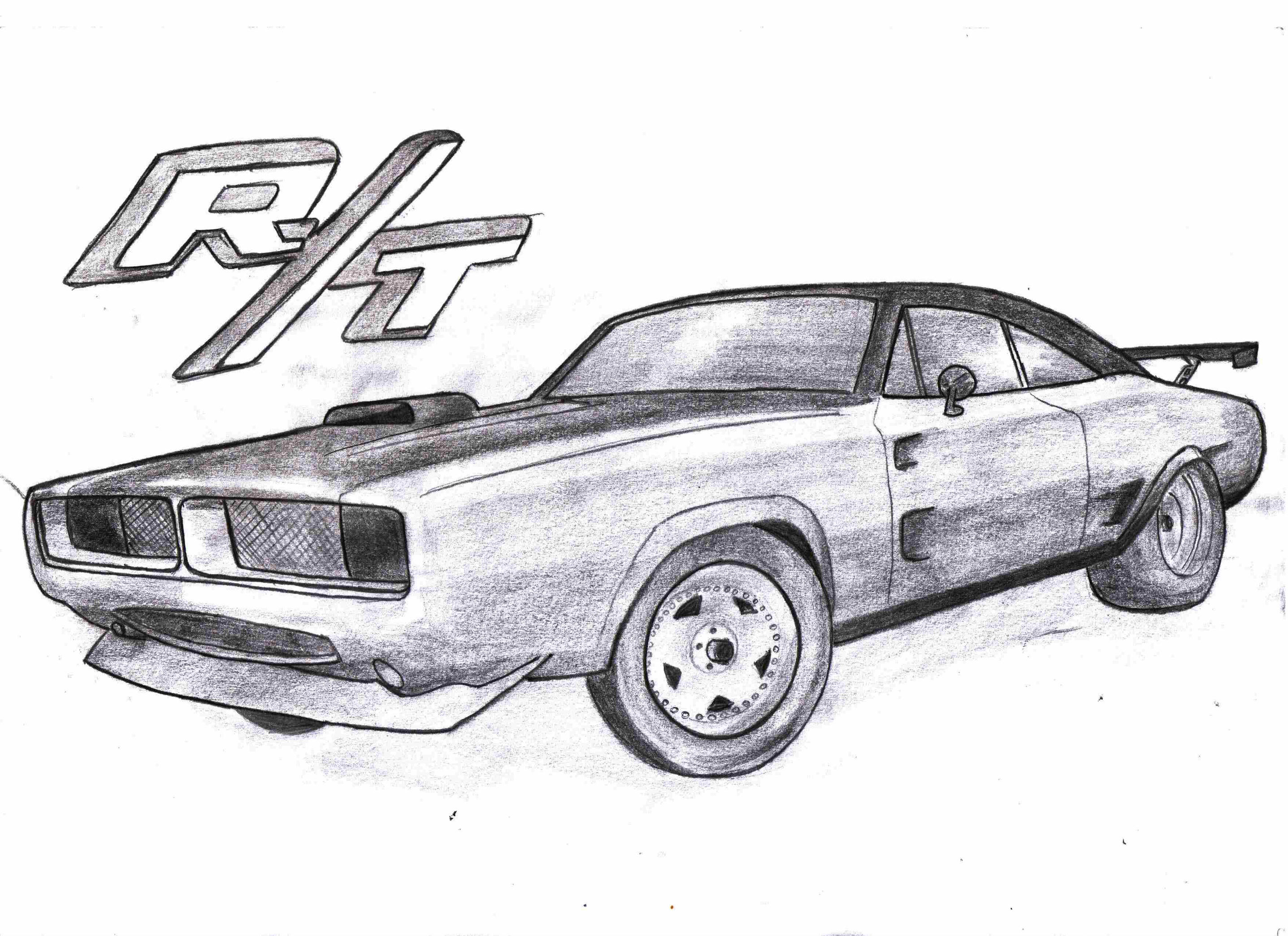 Dodge Charger Rt By Pizdeon Deviantart