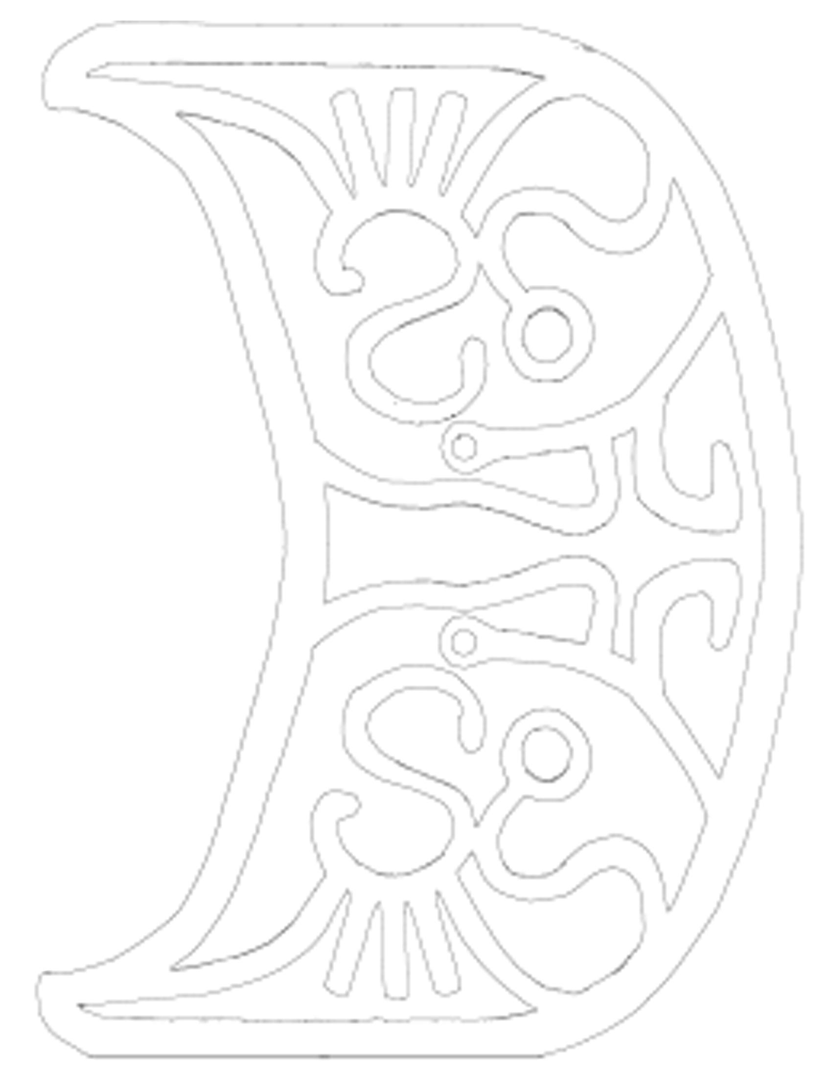 Zelda Pauldron Template 1 By Samuraikeibatsu On Deviantart