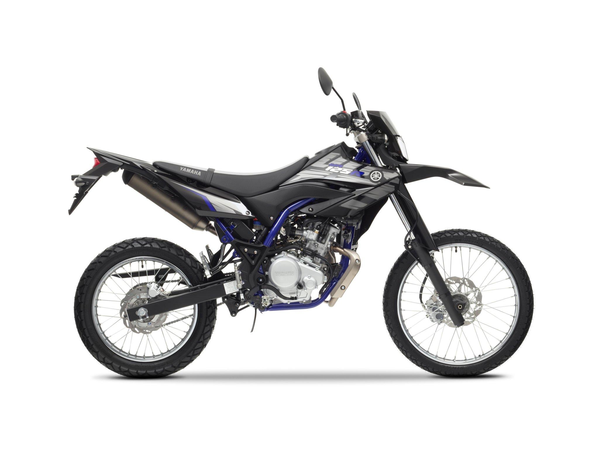 Yamaha Wr 125 R Bilder Und Technische Daten