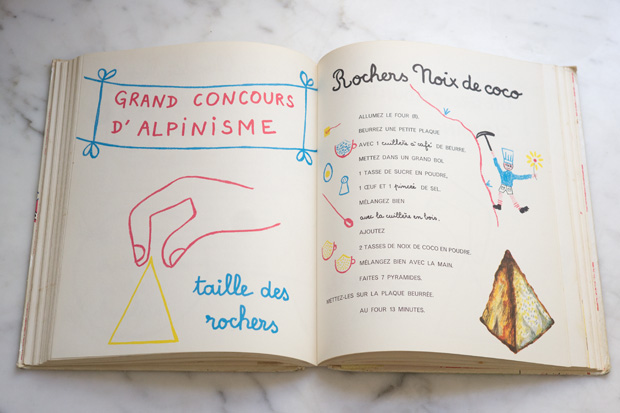 The Best Chocolate Pudding Recipe from La Patisserie est un Jeu d'Enfants French children's cookbook