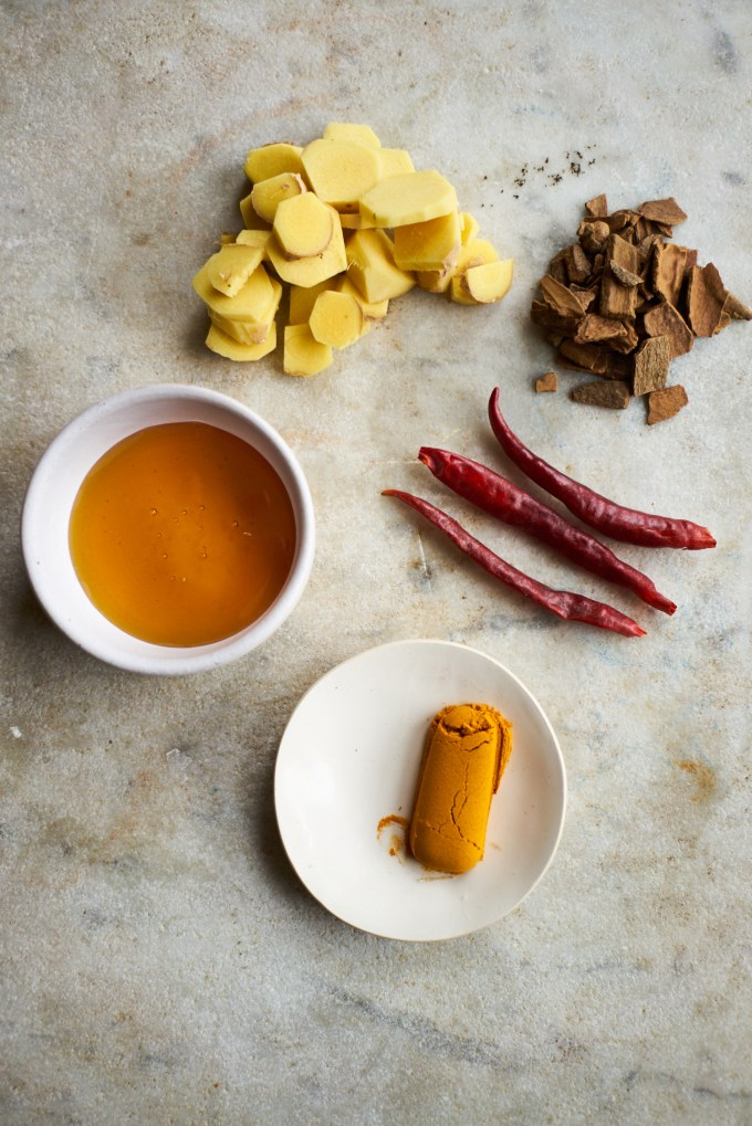 Instant Pot Dynamite Cold Tonic Recipe