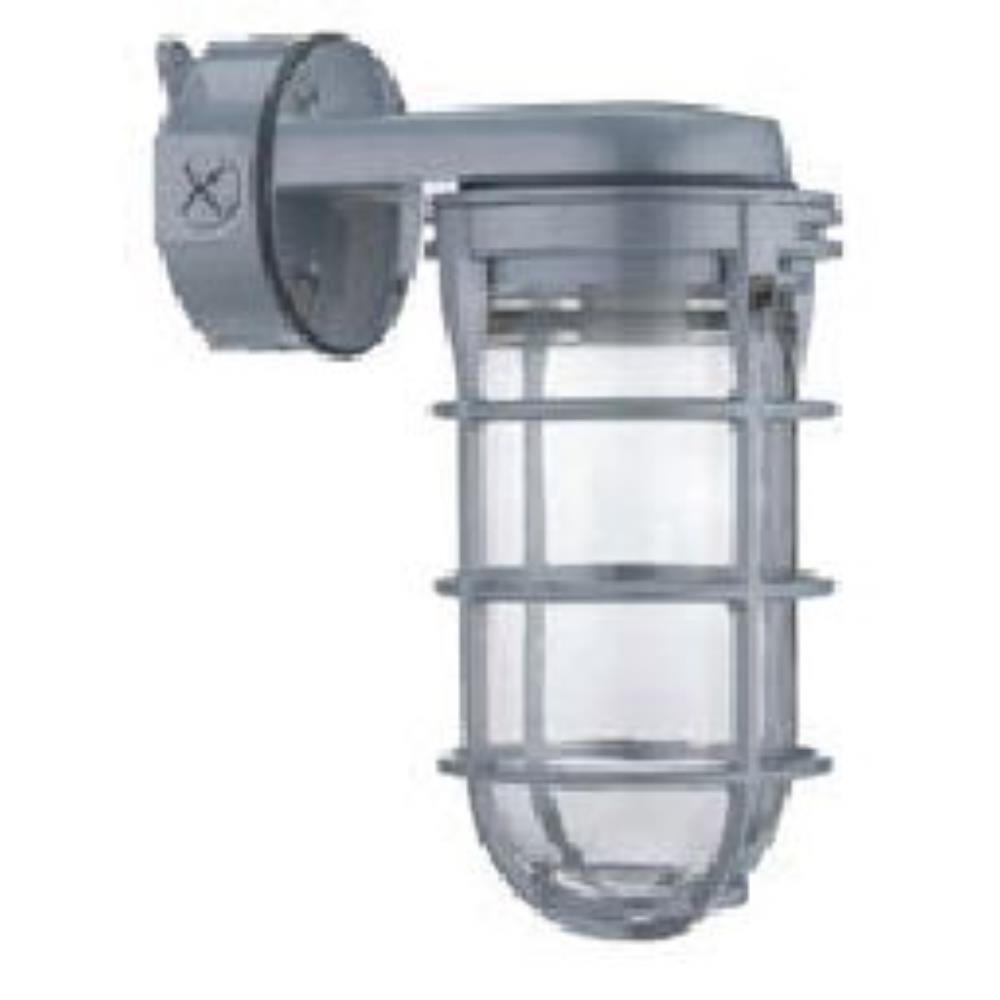 utility vapor tight one light outdoor wall mount