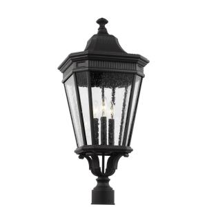 feiss outdoor lighting post pole