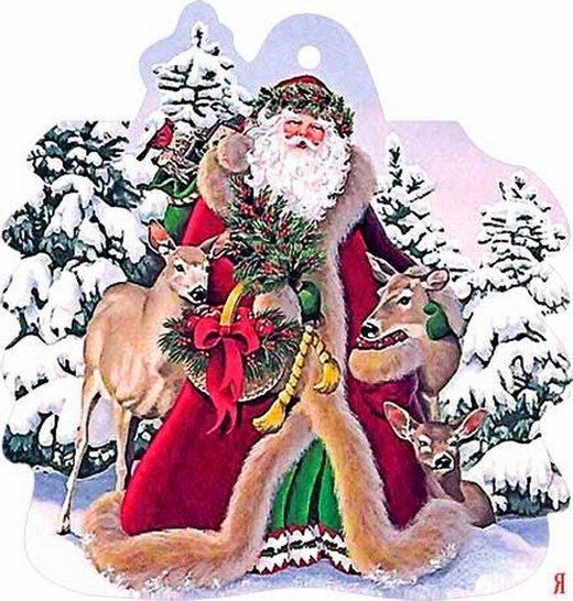 Rdeči dedek Mraz