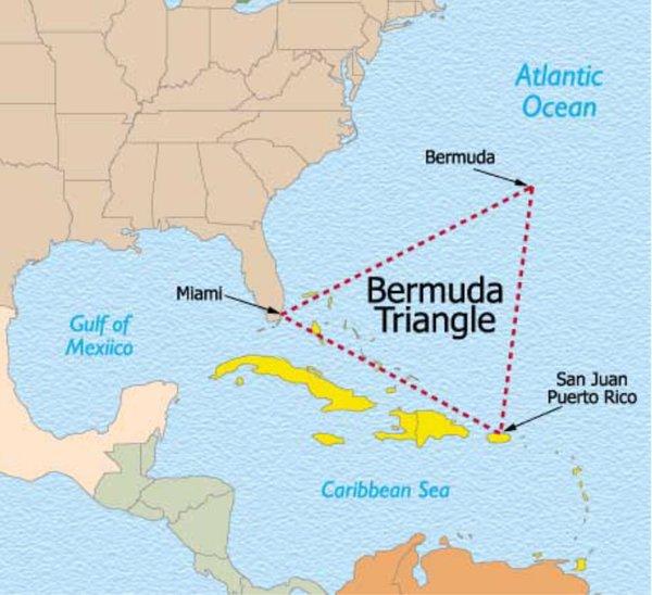Skrivnostne vode: od Bermudskega trikotnika do Hudičevega morja - 3