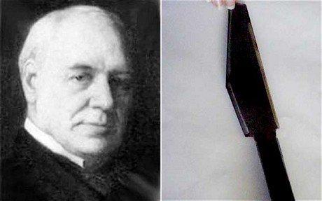 Našli so nož zloglasnega Jacka the Ripperja - 2