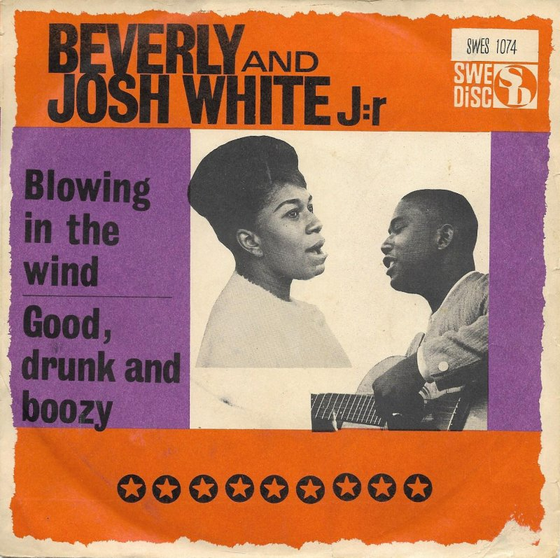 Image result for beverly white josh white