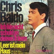 """Résultat de recherche d'images pour """"chris baldo ich bin nicht schuld an deinen tränen"""""""