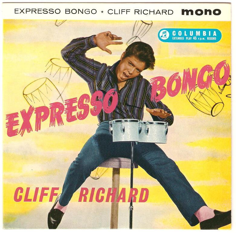 Image result for 'Expresso Bongo' by Cliff Richard & The Shadows