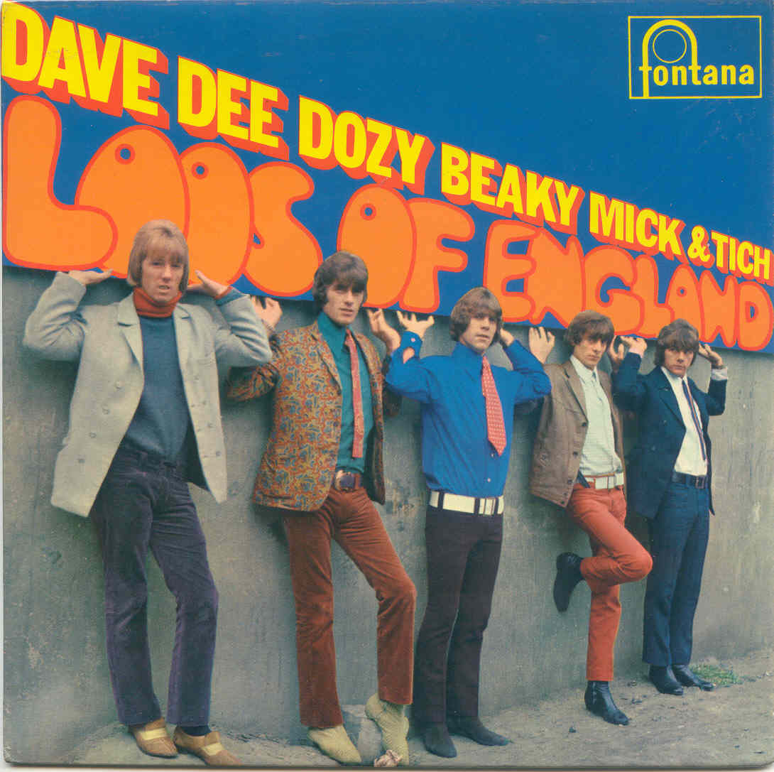 Dave Dee Dozy Beaky Mick and Tich Dave Dee Dozy Beaky Mick And Tich Zabadak!