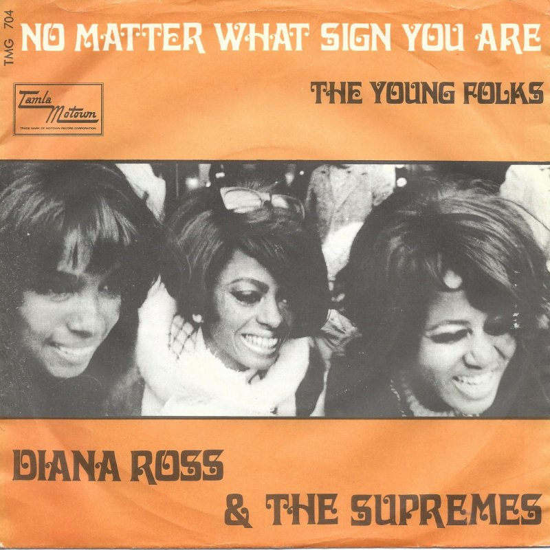 Image result for the young folks diana ross and the supremes single images