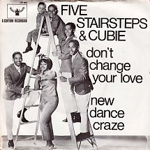 Image result for five stairsteps