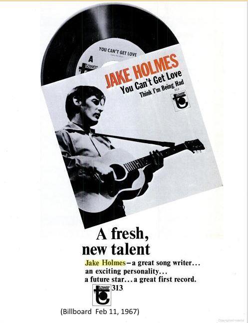 Image result for jake holmes billboard