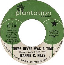 Image result for there never was a time jeannie c riley single images