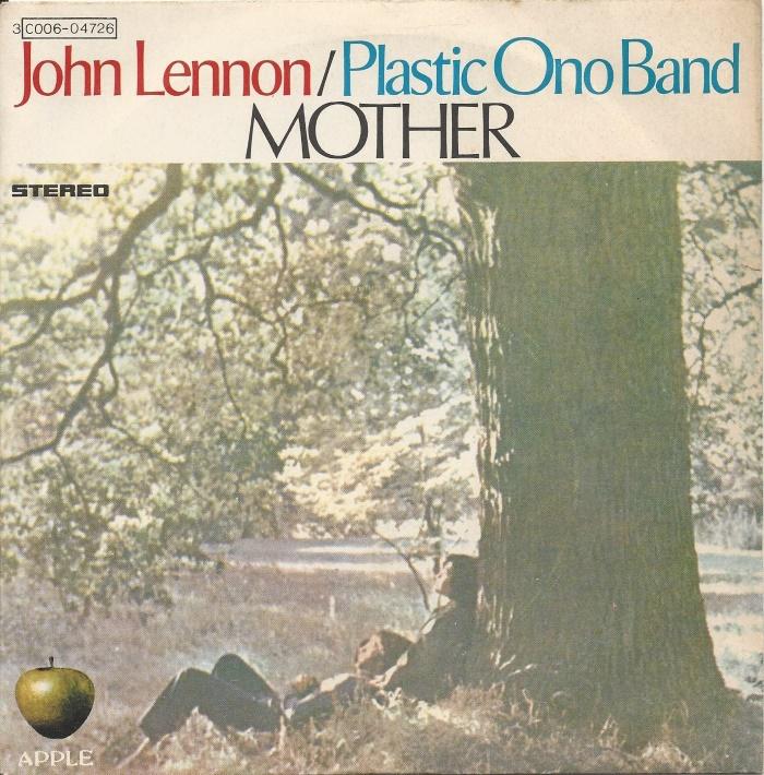 Image result for john lennon mother single images