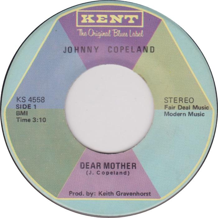Afbeeldingsresultaat voor Johnny Copeland - Dear Mother