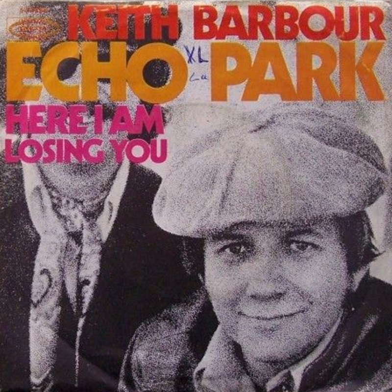 Image result for echo park keith barbour single images