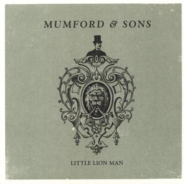 Mumford & Sons - Little Lion Man album cover