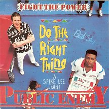 Image result for fight the power do the right thing images