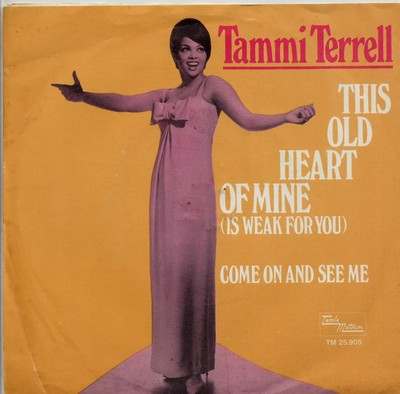 Image result for tammi terrell this old heart of mine