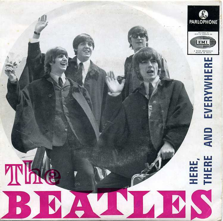 Image result for here there and everywhere the beatles