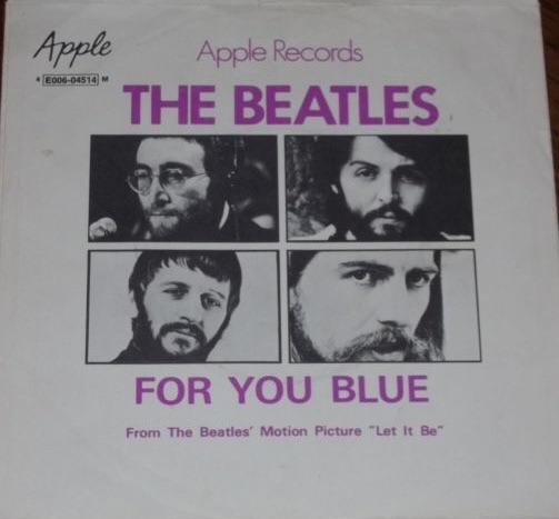 Image result for the beatles for you blue images