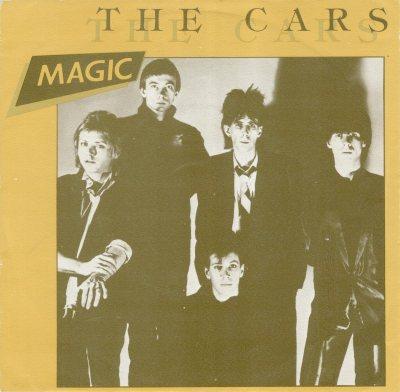 45cat - The Cars - Magic / I Refuse - Elektra - Spain - 96 ...
