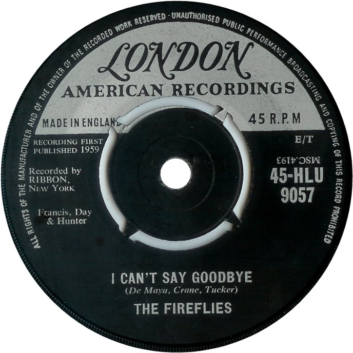 Image result for THE FIREFLIES (BAND )  DISCOGRAPHY