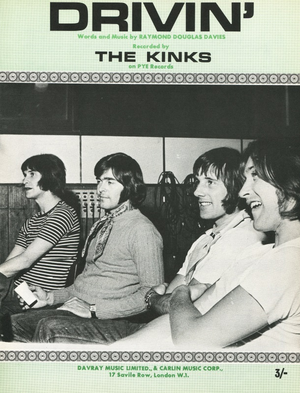 Image result for the kinks drivin