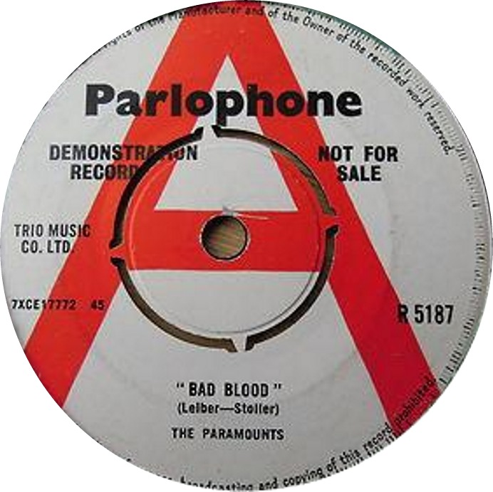 Image result for the paramounts uk band