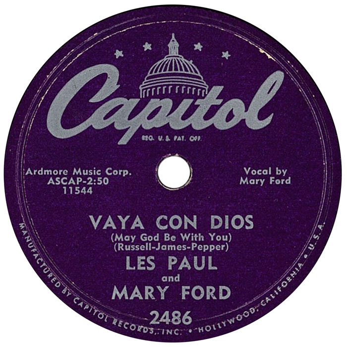 Les Paul And Mary Ford Home