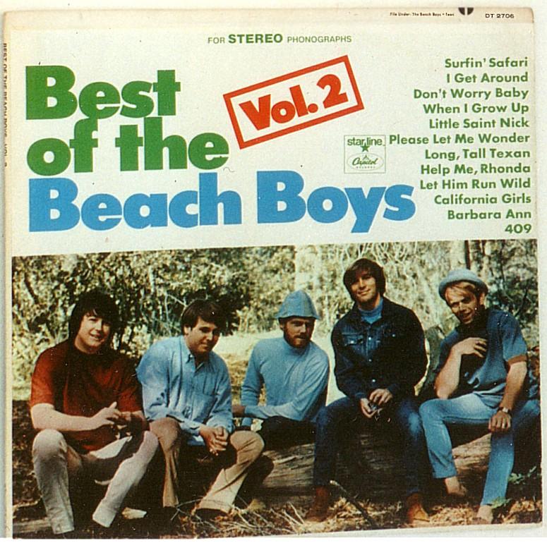 Beach Boys LP Shop | PopBopRocktilUDrop