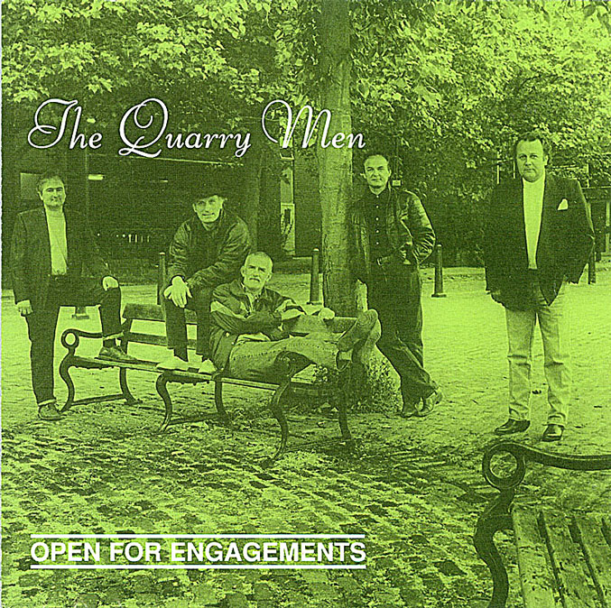 Image result for the quarrymen discography