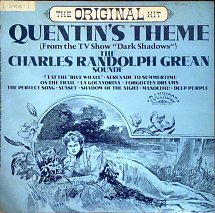 Image result for quentin's theme charles randolph grean sounde single images